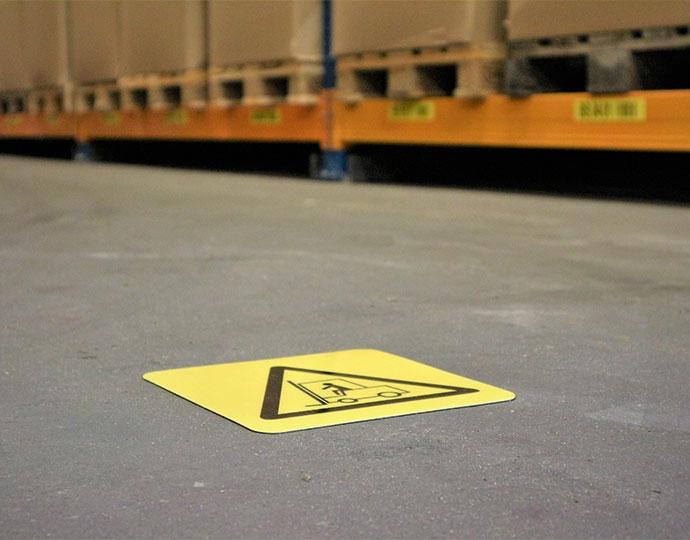 Pictogramas de piso