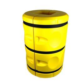 Protector de columna apilable - 20x20 cm - 90 cm de altura