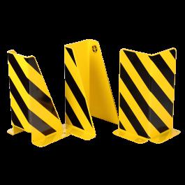 Protección anti-colisiones para estanterías