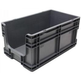 Contenedor para pared recta 295x505x235 mm con frontal abierto