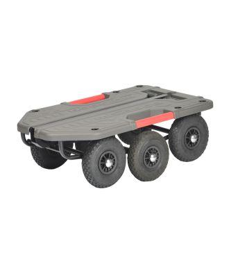 Carro de transporte Matador súper perro, capacidad de carga. 250 kg
