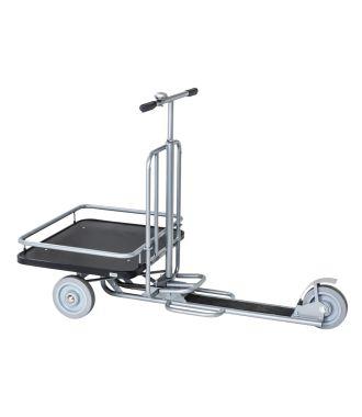 Scooter Industrial Kongamek con Plataforma de Carga