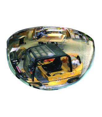 Espejo Convexo – Espejo de media cúpula - 180°