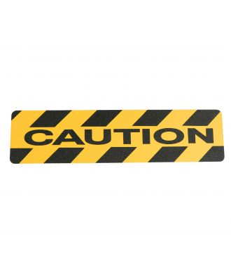 """Caution"" cinta antideslizante"