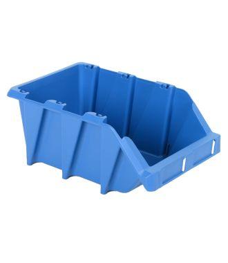 Gaveta de almacenaje de plástico de 218x360x156 mm