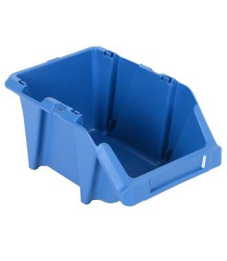 Gavetas de almacenaje de plástico de 153x244x123 mm