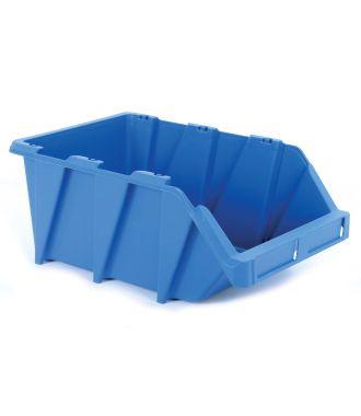 Gaveta de almacenaje de plástico de 265x420x178 mm