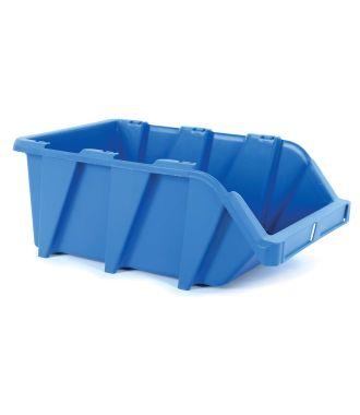 Gaveta de almacenaje de plástico de 310x490x195 mm