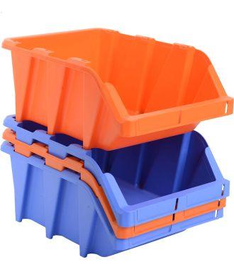 Gavetas de almacenaje de plástico