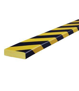 Perfil protector Knuffi para superficies planas, tipo S