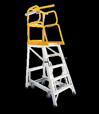 Escalera de plataforma