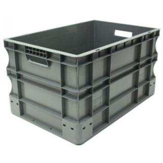 Contenedor para pared recta Eurobox de 400x600x330 mm