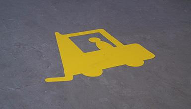 Separar vehículos y peatones