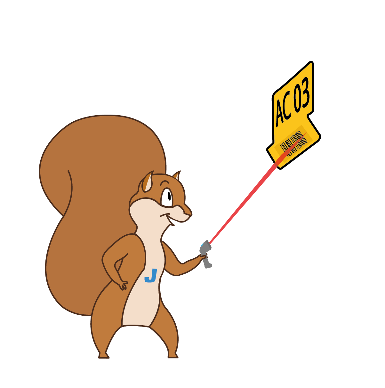 Location signs - Jeka